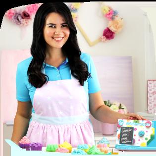 Julia owner of Cakebe