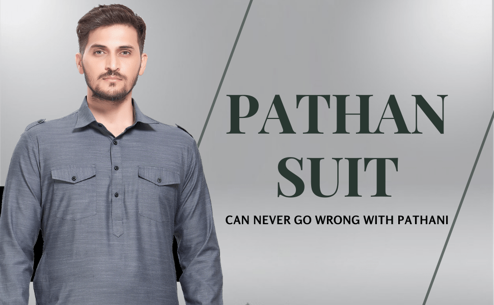 Pathan suit;