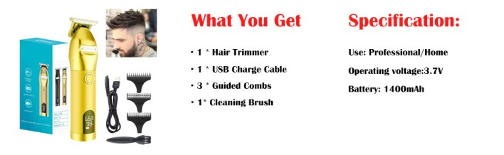 outlining trimmer