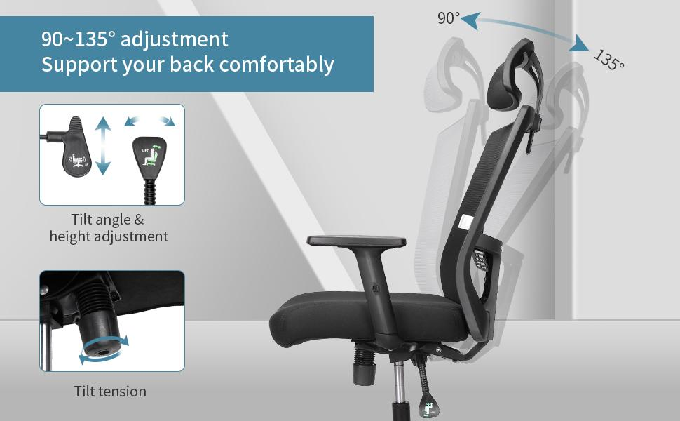 ergonomic office chair 16-3