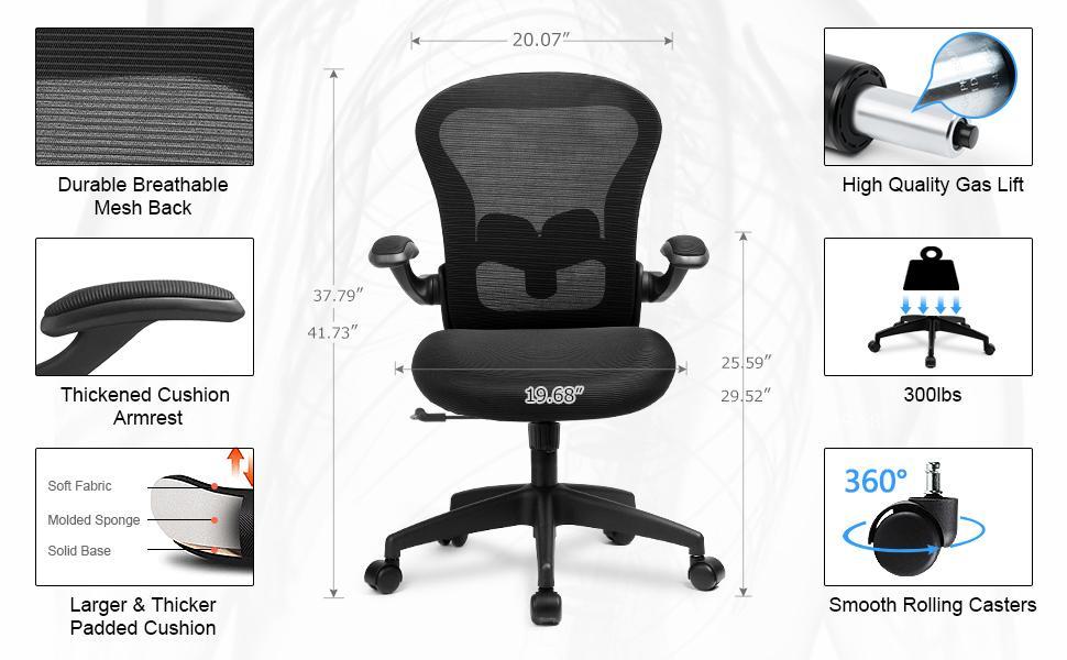 Ergonomic Office Chair-2