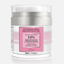 Intimate Skin Lightening Gel Bikini and Sensitive Areas Skin Whitening Cream Anal Bleaching Cream