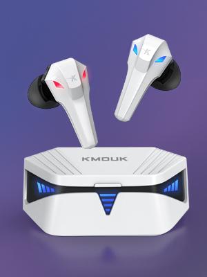 true wireless gaming earbuds bluetooth earphones headphone with microphone