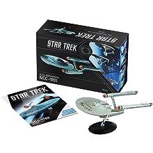 Star Trek XL, Star Trek starships, U.S.S Enterprise NCC-1701, Eaglemoss Hero Collector