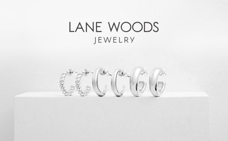 gold hoop earring for women set