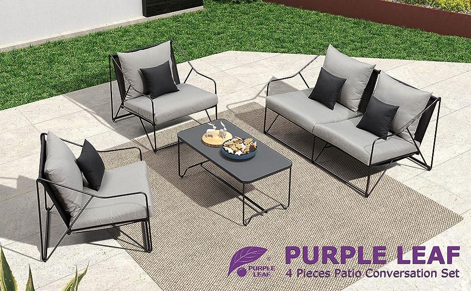 patio conversation set