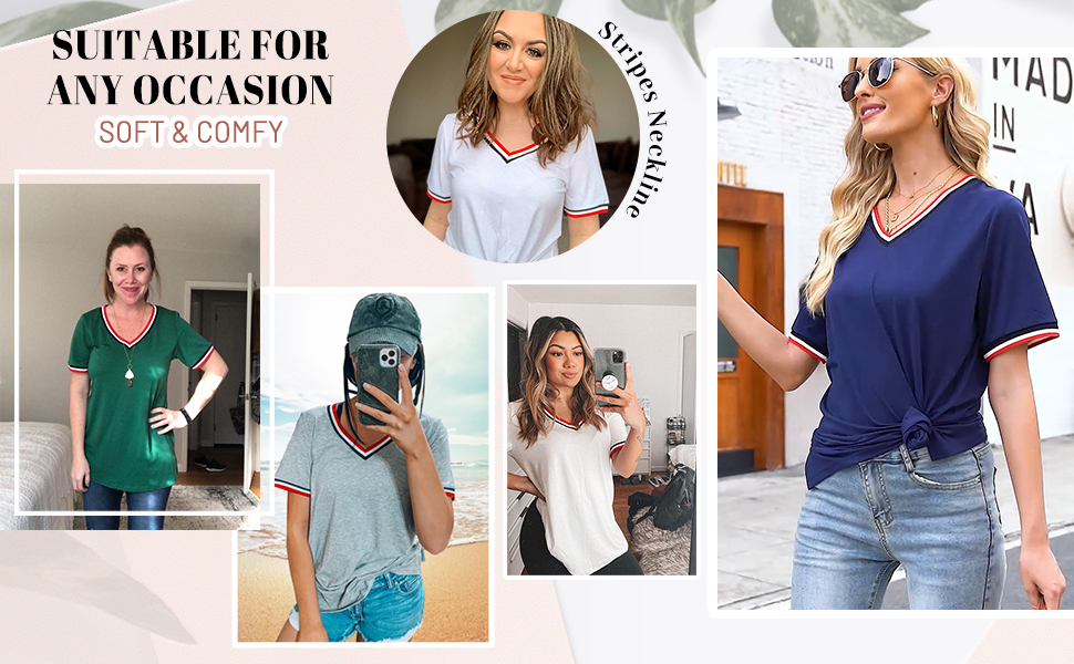 women's t shirts loose fit