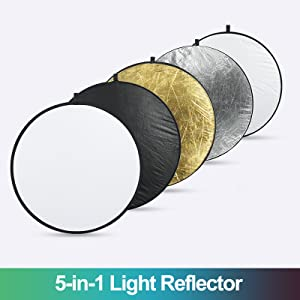 5-in-1 Light Reflector