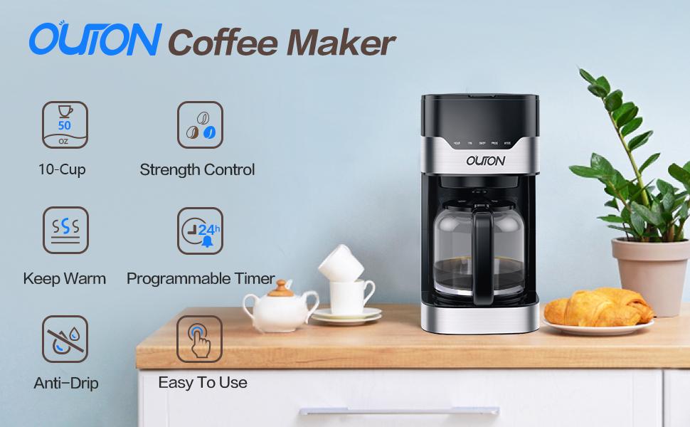 Outon Coffee Maker