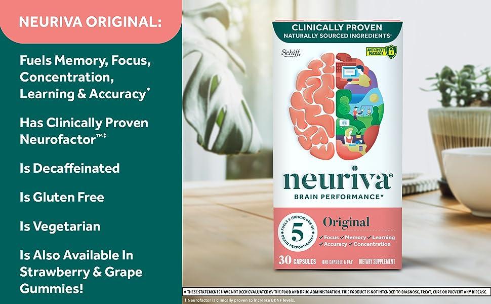 NEURIVA | Original | Capsules