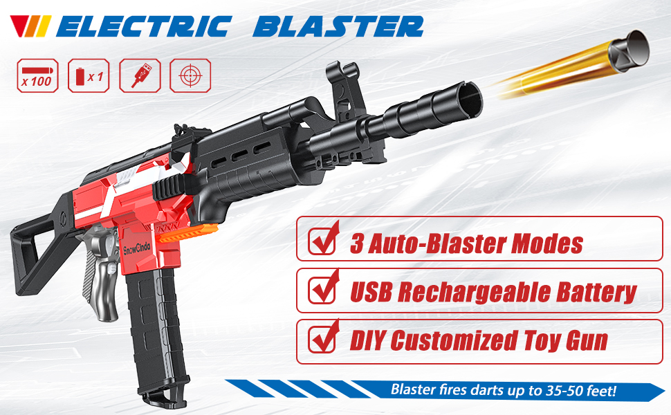 electric blaster