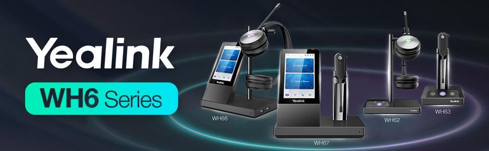 Wireless Headset Office Phone Teams