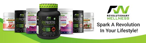 RW Protone - Spark a revolution in your lifestyle - Revolutionary Wellness