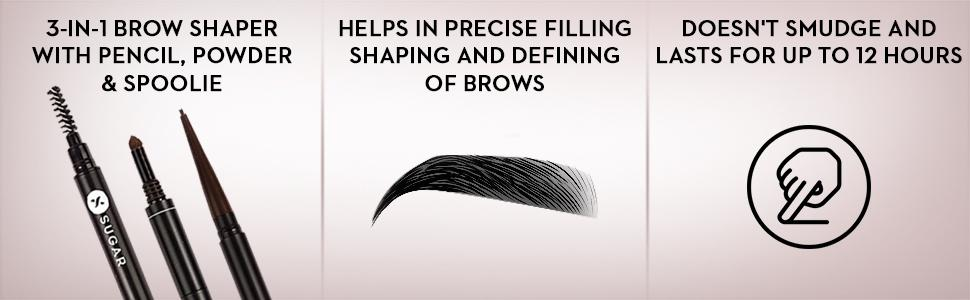 Arch Arrival 3-in-1 Brow Shaper