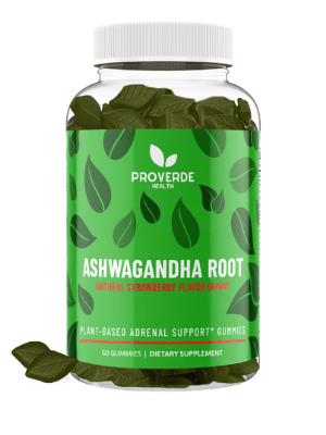 Proverde Ashwagandha Gummies