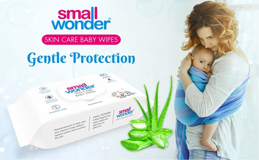 Small Wonder ,Skin Care ,Baby Wipes