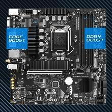 4 x DDR4 Dual Channel (5066 MHz OC)