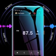 TIMMKOO Q5 Mp3 Player with Fm Radio