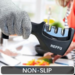 non slip knife sharpener