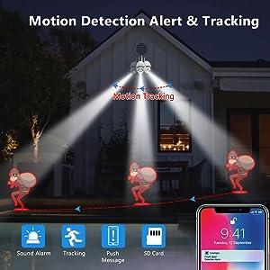 home security camera, ptz camera, home security camera system, floodlight camera, spotlight camera