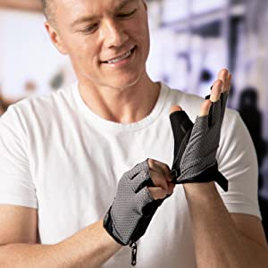 Athletiq Inc Workout Gloves light and comfortable ideal for fitness training crossfit weight lifting