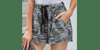 womens cami shorts