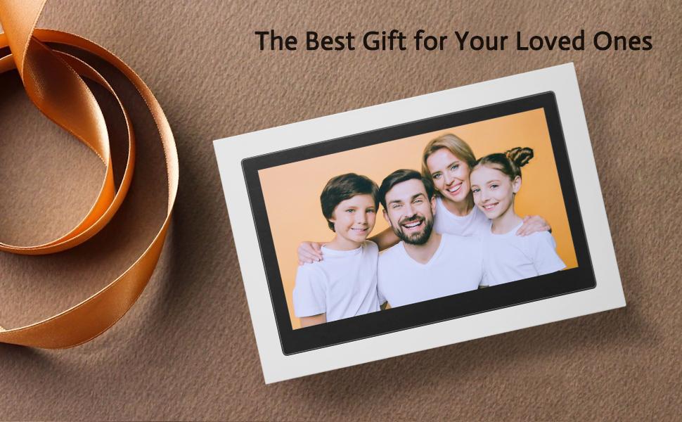 Gift the biggest smart frame
