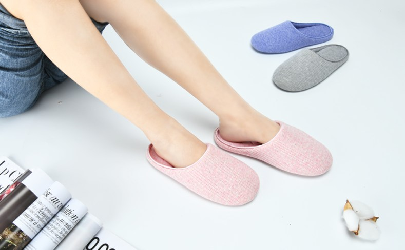 womens memory foam house slippers