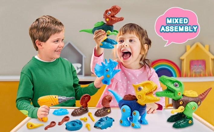 dinosaur toys for kids 5-7