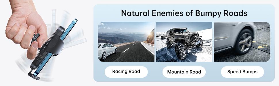 Natural Enemies of Bumpy Roads