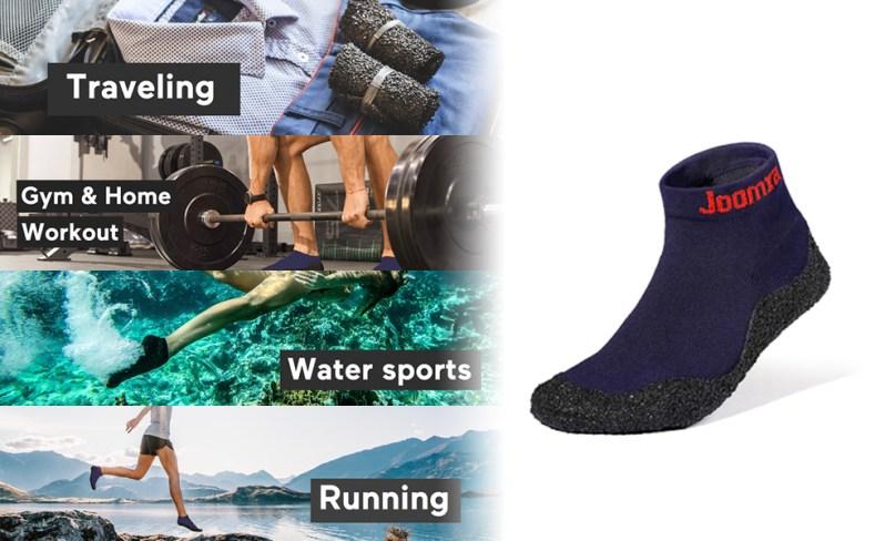 Multi-Purpose  barefoot water sock shoes