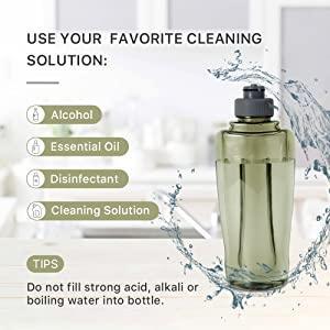 Refillable Spray Bottle