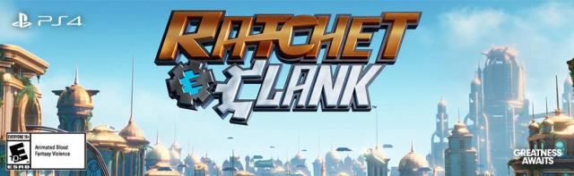 ratchet;and;clank;r;&;c;playstation;4;ps4;platformer;sly;cooper;jak;and;daxter