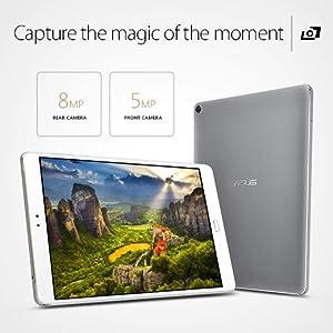 Amazon Com Asus Zenpad 3s 10 9 7 2048x1536 4gb Ram 64gb Emmc 5mp Front 8mp Rear Camera Android 6 0 Tablet Titanium Gray Z500m C1 Gr Computers Accessories