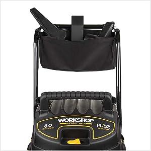 shop vacuum accessory storage