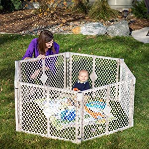 Play yard; baby safe play; superyard
