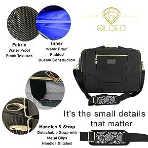 GI Gilded Imports Laptop Bag