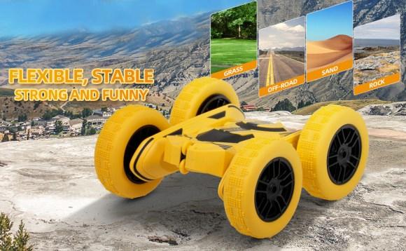RC Stunt CarRC Stunt Car