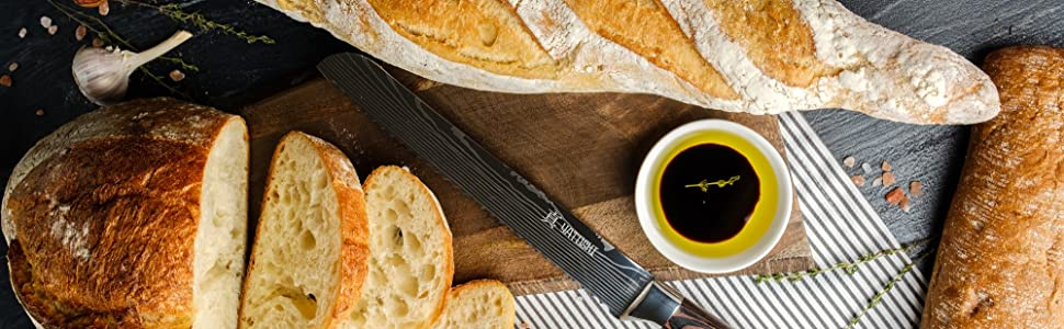 Yatoshi Bread Knife