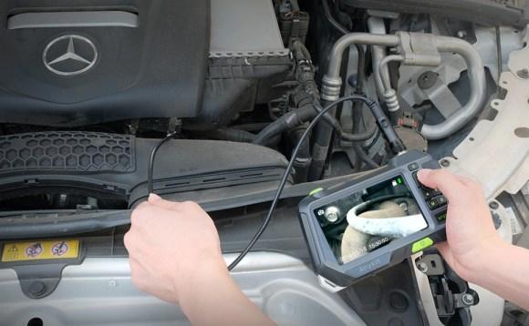 auto inspection camera