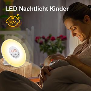 LED night light children