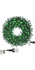 St Patricks Day Green String Lights