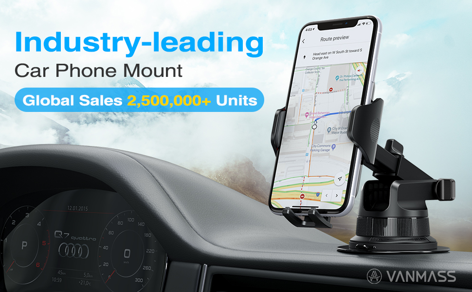 iphone car mount for phone