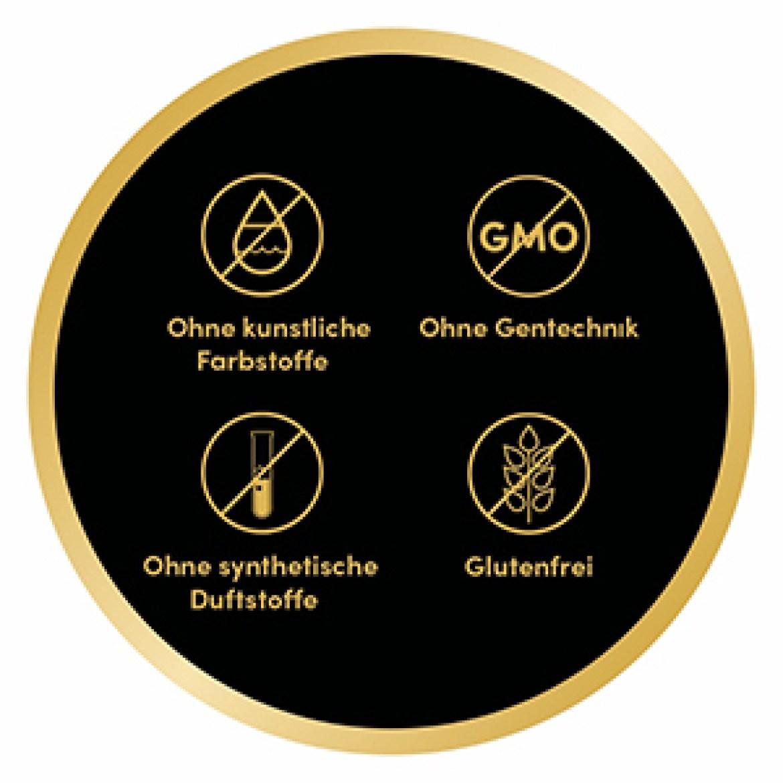 Natur glutenfrei ohne künstliche Fabrstoffe