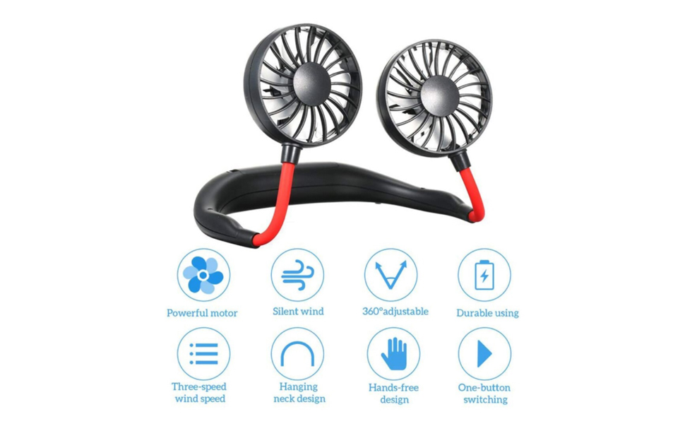 Blessbe neck Band Fan