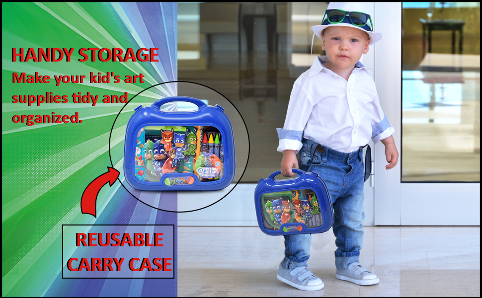 Traveling Carry Case for Kids