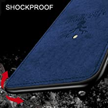 shockproof edges when dropped