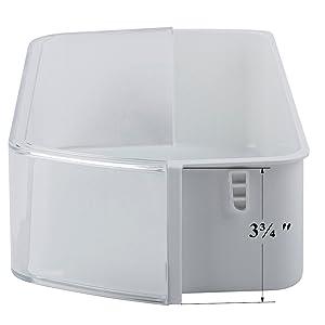 DA97-12650A Door Shelf Basket Bin (RIGHT Side)