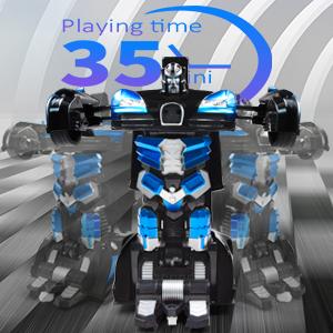 Transformers remote control car
