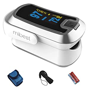 mibest silver oled